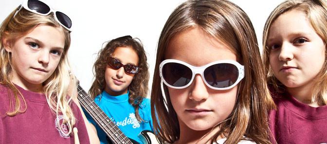 Bird band The Beach Girls