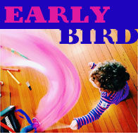 Early Bird class for ages 0-3 at Bird