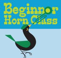 Beginner Horn Class at Bird
