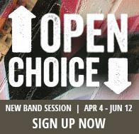 open choice web