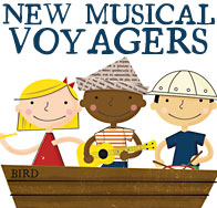 New Musical Voyagers preschool music class at Bird