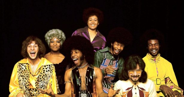 Sly & the Family Stone session at Bird