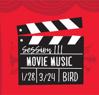 Movie Music band session at Bird