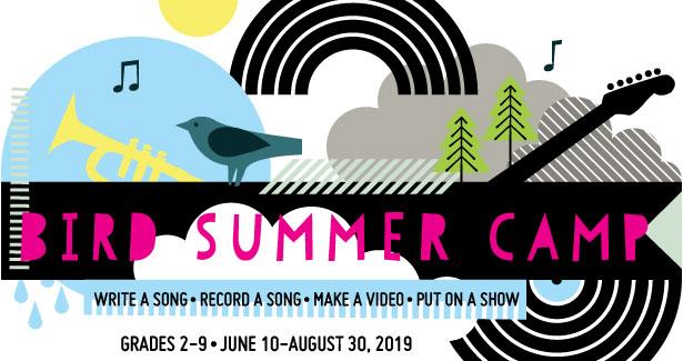 Summer Camp | Bird School of Music
