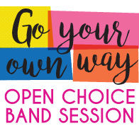Open Choice band session at Bird